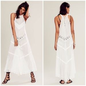 Free People Between The Lines Maxi Dress
